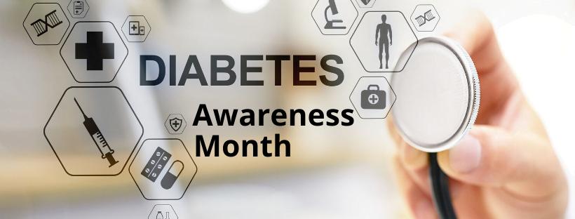 Diabetes Awareness Month FB cover