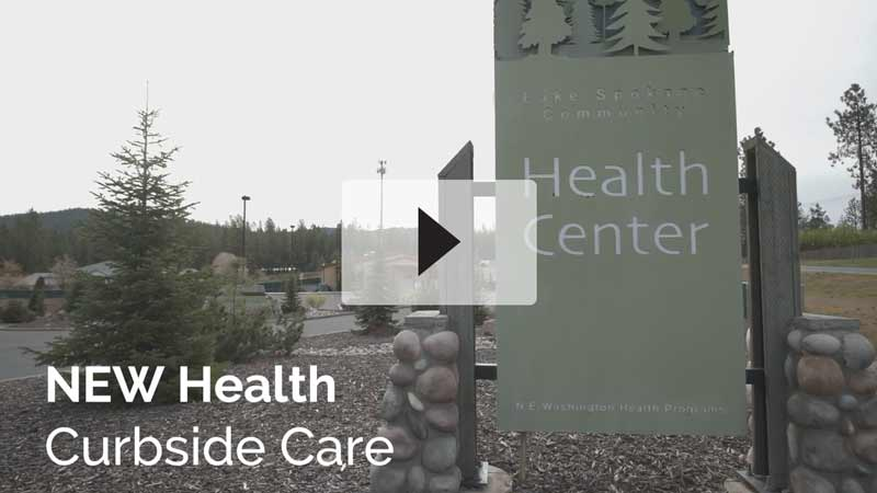NEW Health Curbside Care