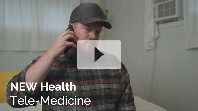 NEW Health Tele-Medicine