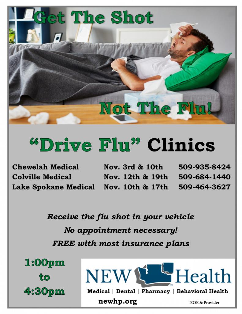 Flu shot flyer 11-20