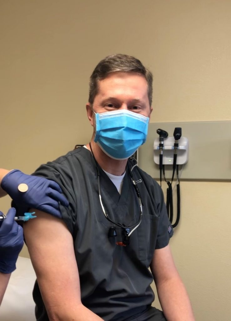 Dr Nelson COVID vaccination 12-20